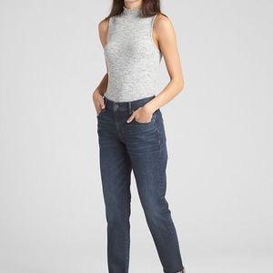 GAP Best Girlfriend Jeans Dark Indigo  Size 28